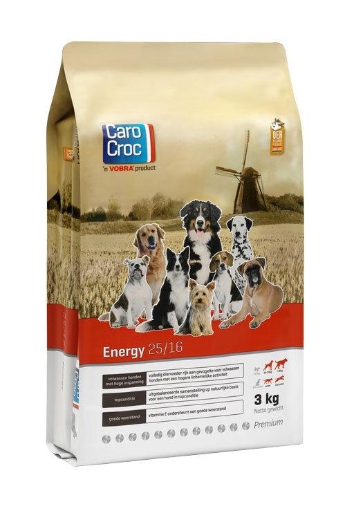 Carocroc Energy 25/16 3 kg.