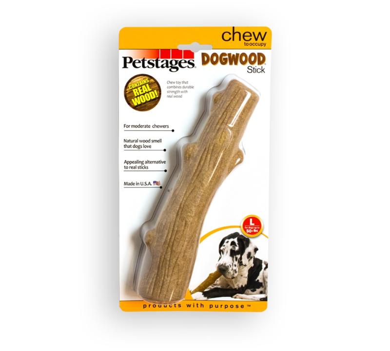 PetStages Durable Stick Large