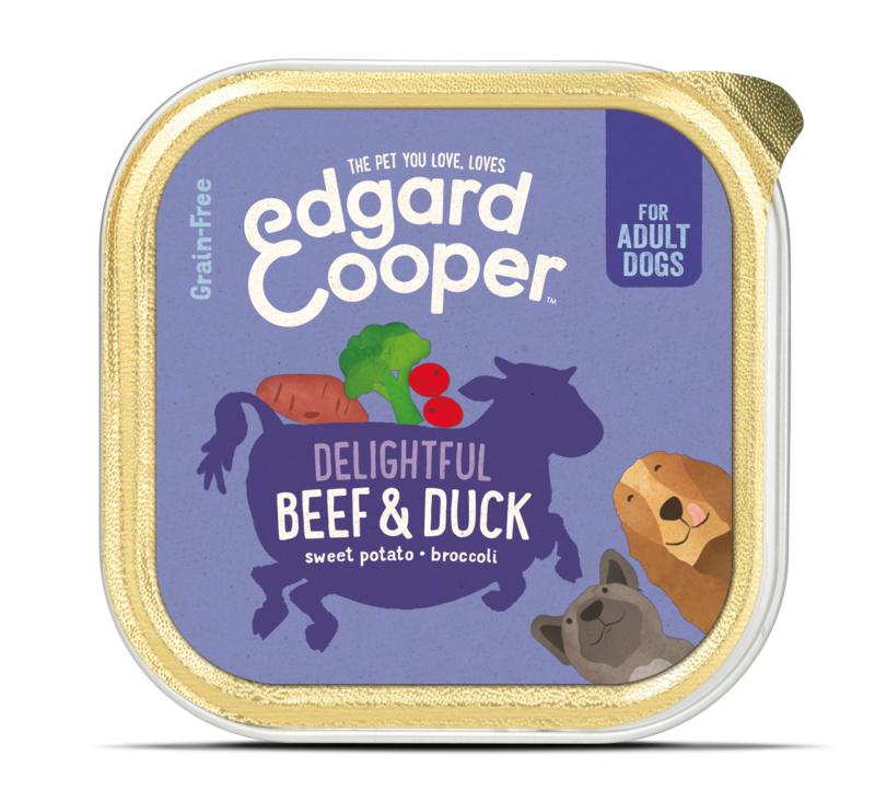 Edgard & Cooper Kuipje Rund 150 gram.