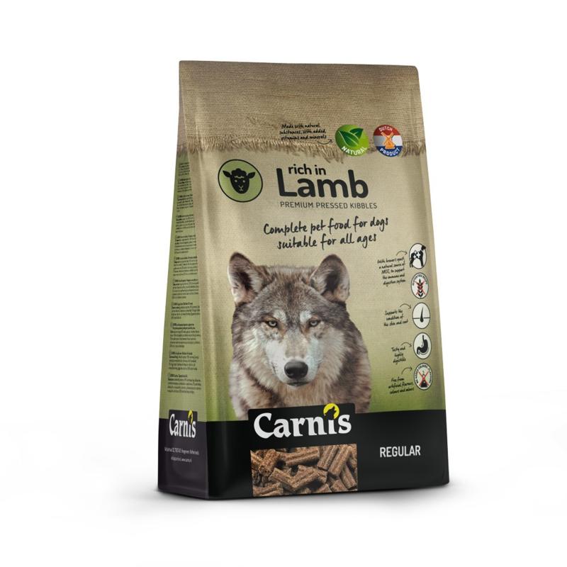 Carnis brok geperst lam 12,5 kg.