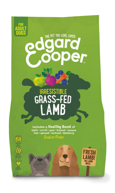 Edgard & Cooper brokjes  Grass Fed Lamb