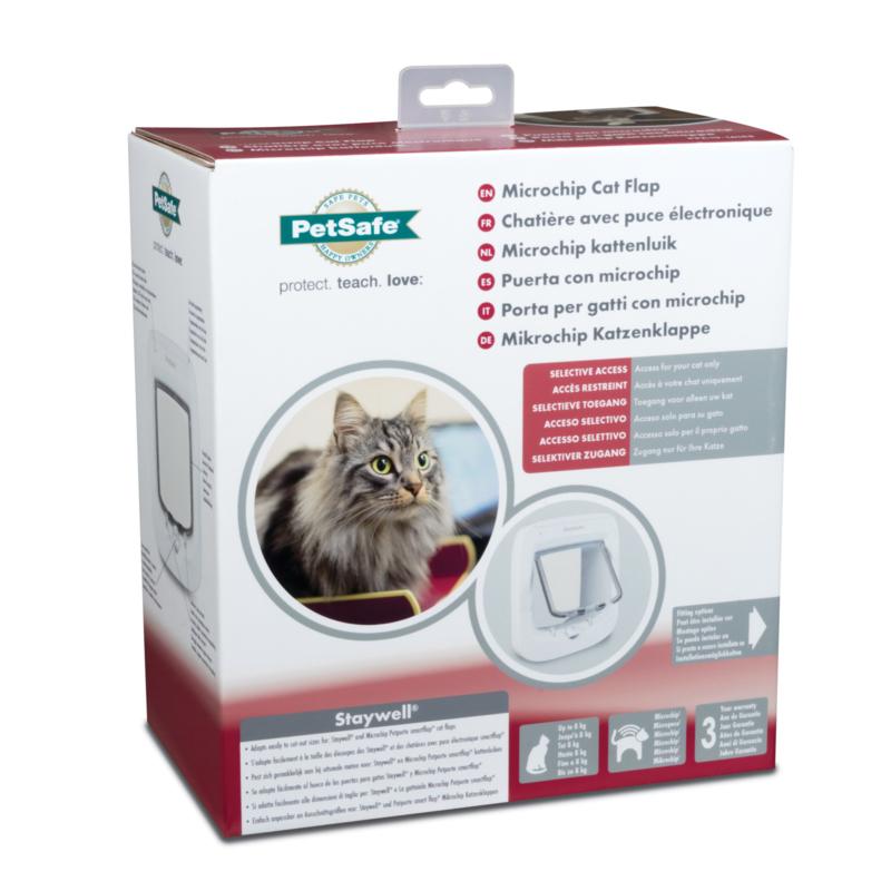 Petsafe microchip kattenluik
