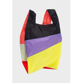 Susan Bijl the New shoppingbag party lilac | Mt. M/L