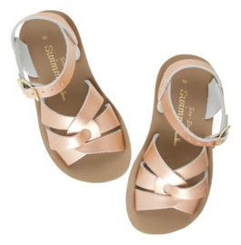Salt Water sandals Swimmer rose gold