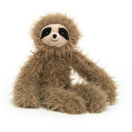Jellycat knuffel Cyril sloth - knuffel luiaard