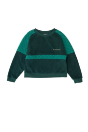 The Campamento sweater groen