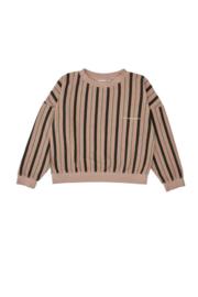 The Campamento sweater streep
