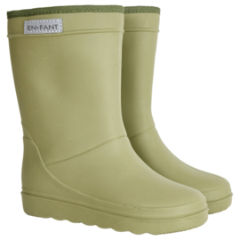 Enfant thermoboot olive