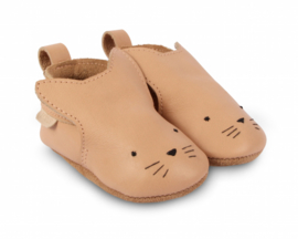Boumy babyschoentje dune Cat