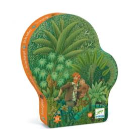 Djeco puzzel in de jungle - 54 stukjes