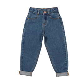 Maed for mini jeans baggy bull