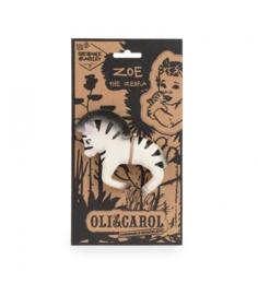 Oli & Carol origami Zoe the Zebra