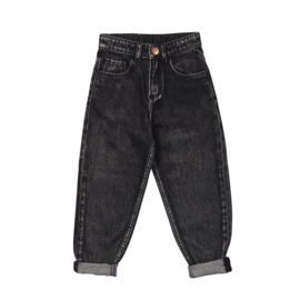 Maed for mini jeans black bull