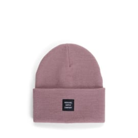Herschel beanie Abbott youth ash rose
