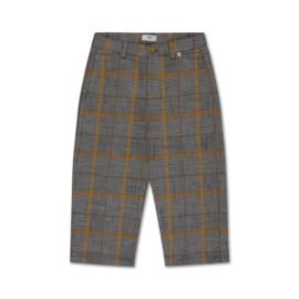 Repose AMS check pants grey sunny | Mt. 3 jr.