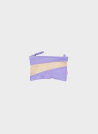 Susan Bijl pouch Lilac & Cees