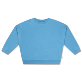 Repose AMS sweater crewneck bright sky blue