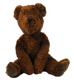 Sengers floppy animal bear brown small