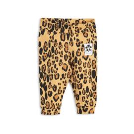 Mini Rodini new born legging leopard