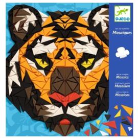 Djeco mozaieken wilde dieren