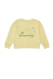The Campamento sweater El Ultramarinos