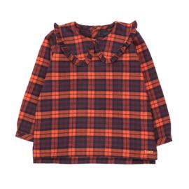 Tiny Cottons check shirt