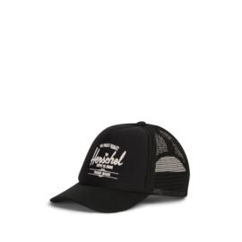 Herschel cap Baby whaler mesh black