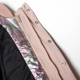 3-in-1 jas octoparty evening pink outer/holographic | Mt. 146/152