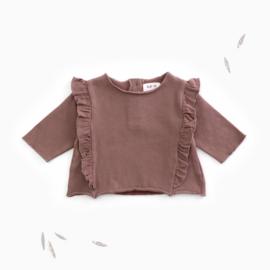 Play up sweater purplewood