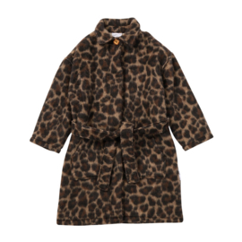 Maed for mini jas leading leopard