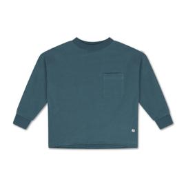 Repose AMS sweat sleeve dark dusty blue