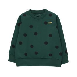 Tiny Cottons sweater big dots
