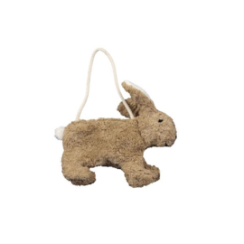 Sengers tasje rabbit beige