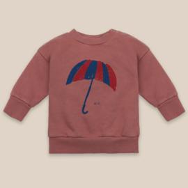 Bobo Choses baby sweater umbrella | Mt. 3/6 mnd