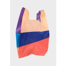 Susan Bijl the New shoppingbag party electric blue | Mt. M