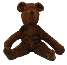 Sengers floppy animal bear brown large