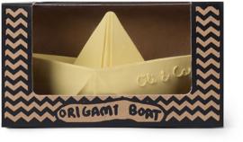Oli & Carol origami boot geel