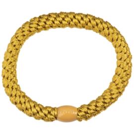 Bon Dep Kknekki haarelastiek green gold