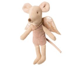 Maileg fairy muis, kleine zus - lila