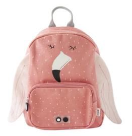 Trixie Baby rugzak Mrs. Flamingo