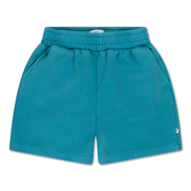 Repose AMS sweat short water blue