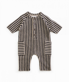 Play up jumpsuit jeronimo stripe