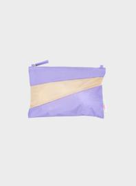 Susan Bijl pouch Lilac & Cees |  Mt. M