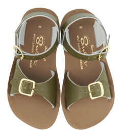 Salt Water sandals Surfer olive - 20/21
