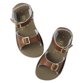 Salt Water sandals Surfer tan