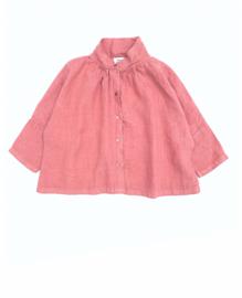 Long live the queen linnen blouse