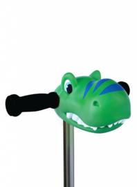 Scootaheadz Dino groen