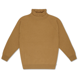 Repose AMS knit sweater smooth camel
