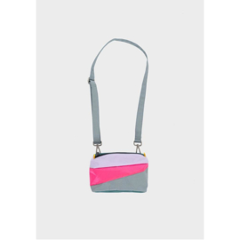 Susan Bijl Bum Bag Party Fluo Pink | Mt. S