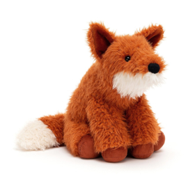 Jellycat corvie fox - knuffel vos